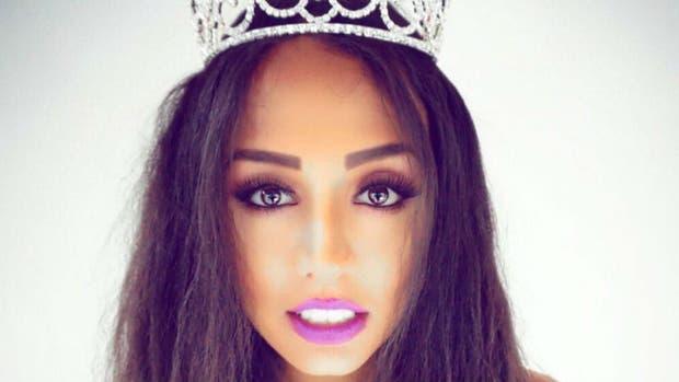 Zoiey Smale fue coronada Miss Reino Unido en junio
