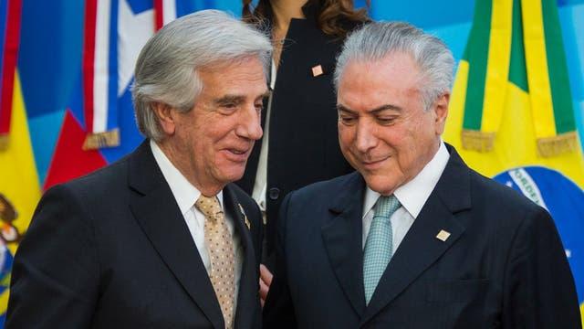 Uruguay y Brasil enfrentados por leche y bananas