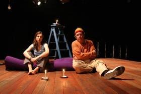 Magela Zanotta y Manuel Callau en una historia sobre la identidad