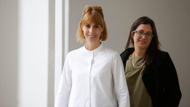 Luciana Blasco y Jimena Soria, al frente del nuevo CCR