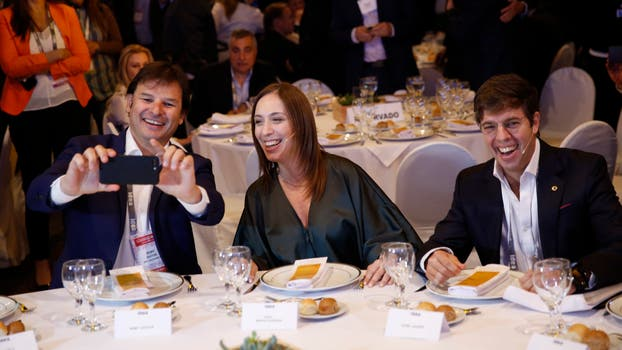 """Vidal pidió a los empresarios """"arriesgarse"""" y salir de la """"zona de comodidad"""""""