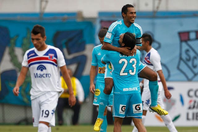 Tigre cayó en Lima ante Sporting