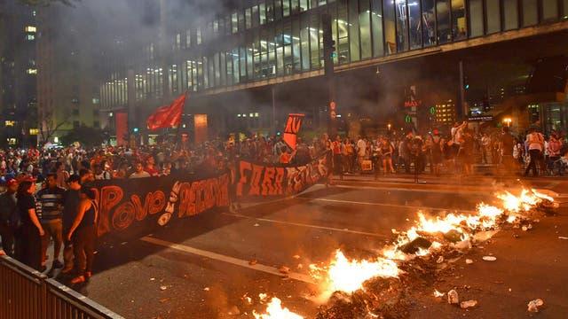 Senado brasileño debate hoy el destino de Dilma Rousseff