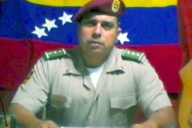 El capitán Scott encabezó el intento neutralizado por el gobierno de Maduro de alzarse en su contra