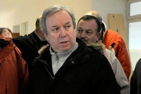 El gobernador de Santa Cruz, Daniel Peralta, está distanciado del gobierno nacional
