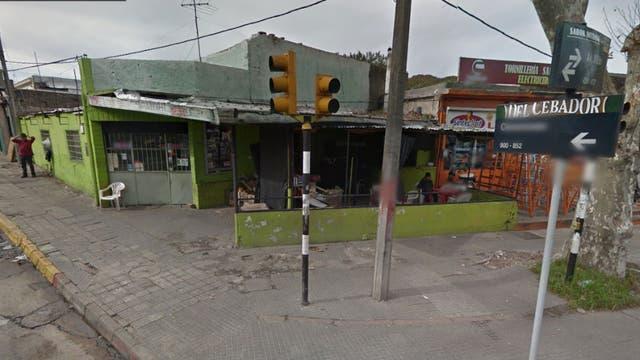 El bar y la verdulería donde suele pasar el tiempo O''Neill, en Montevideo