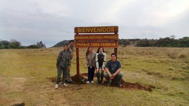 Reserva Paraje Tres Arroyos.