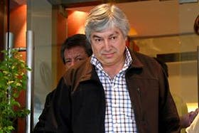 """Lázaro Báez destacó que """"vengo a ponerme a disposición de esta jurisdicción y poder así brindar las explicaciones que fueran menester"""""""