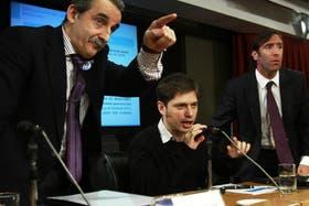 Moreno encabeza la estrategia de precios que le encargó Cristina, con el acompañamiento de Kicillof y Lorenzino