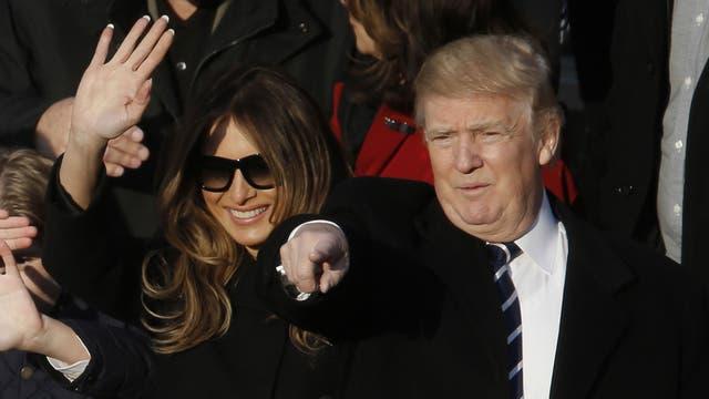 Melania Trump se prepara para ser primera dama