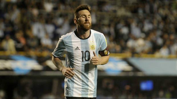 Lionel Messi, capitán y símbolo de la selección