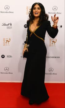 ¿Qué opinan del look de la actriz?. Foto: AFP