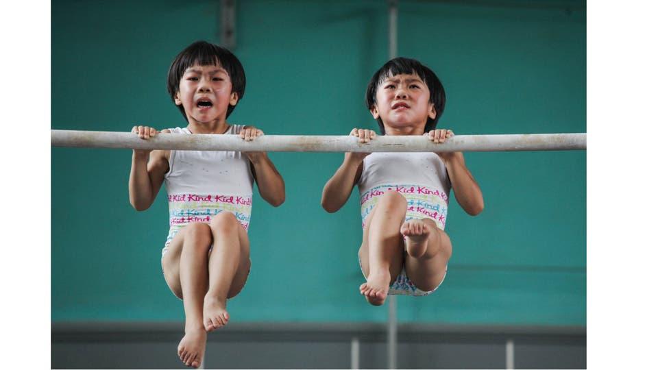 Primer puesto en Deporte. Foto: Yuan Peng, China