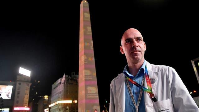 El Garrahan es uno de los hospitales más prestigiosos de Sudamérica,Carlos Kambourian es el Presidente del Consejo de Administración del hospital