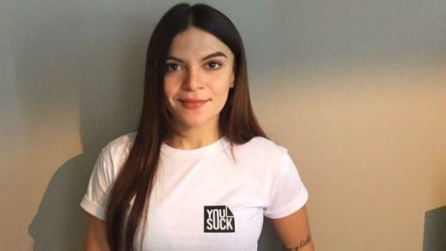 Sara Barbera, de 29 años, llegó al país en el 2008