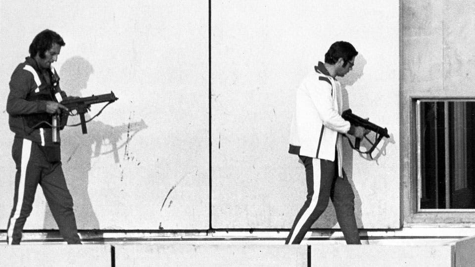 Masacre de Múnich durante los Juegos Olímpicos de 1972