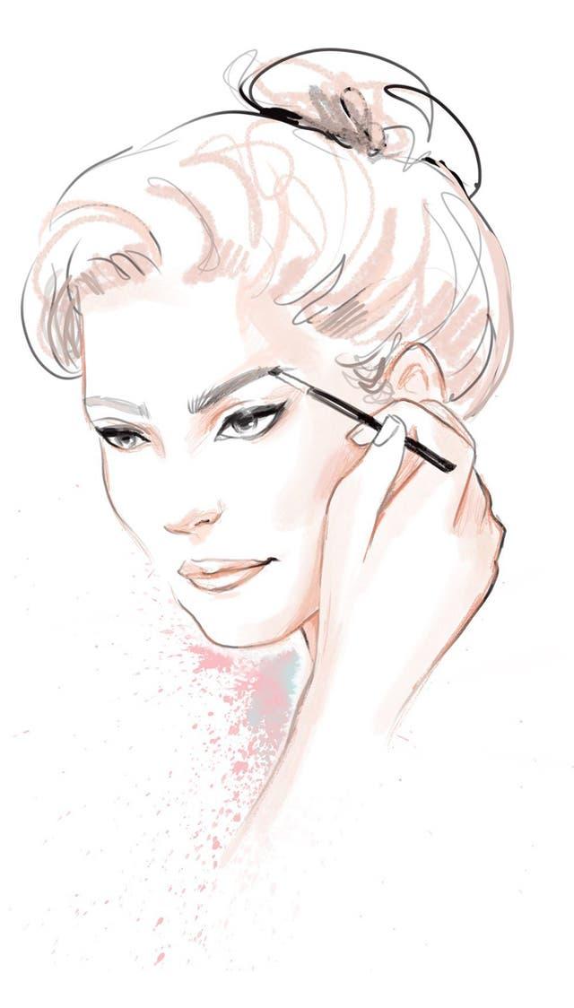 Cómo arreglar las cejas con maquillaje