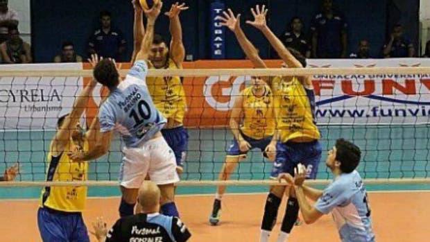 UPCN debutará en el Mundial de Clubes de voleibol