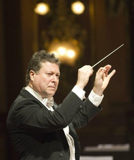 Al frente de la Orquesta La Filarmóni©a, Carlos Vieu tendrá a su cargo las versiones