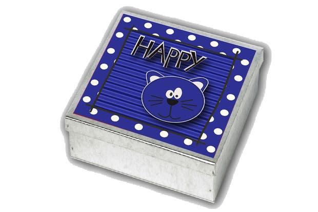 Caja de zinc (C-laBuaT)..