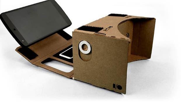 Google planea desarrollar un visor más sofisticado que Cardboard, con pantalla propia y que no dependa de una PC o un smartphone