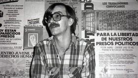 El activista de los derechos del colectivo LGBTIQ, Carlos Jáuregui