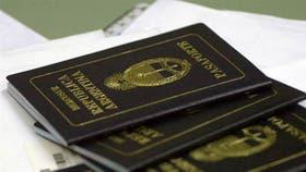 El pasaporte pasará de costar $ 550 a $ 950