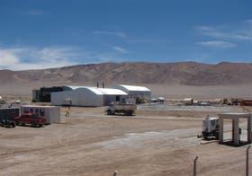 El salar de Cauchari, Jujuy, de la minera Exar