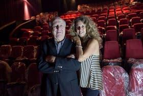Norberto y Viviana Feldman, los artífices