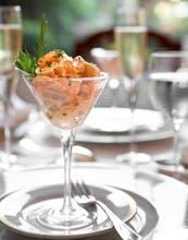 Receta de cocktail de camarones, un clásico que nunca falla