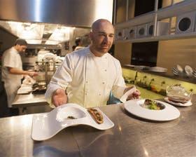 El chef Germán Martitegui, hacedor del premiado Tegui