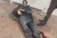 Un ex basquetbolista brasileño en terapia intensiva por el atentado