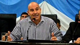 Molina confundió una pregunta sobre el Pozo de Quilmes