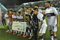 Gimnasia sufrió pero superó a Deportivo Madryn para seguir su camino en la Copa Argentina