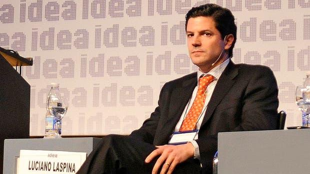 Luciano Laspina, el candidato de Lilita Carrió como gobernador de Santa Fe