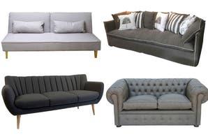 Sillones en gris: una guía de compras con diseños para elegir