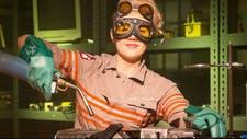 Kate McKinonn como Jillian Holtzmann en Cazafantasmas