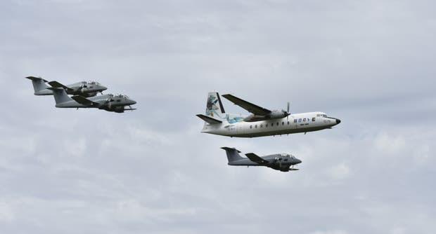 Los Fokker F-27 volaron por más de 40 años