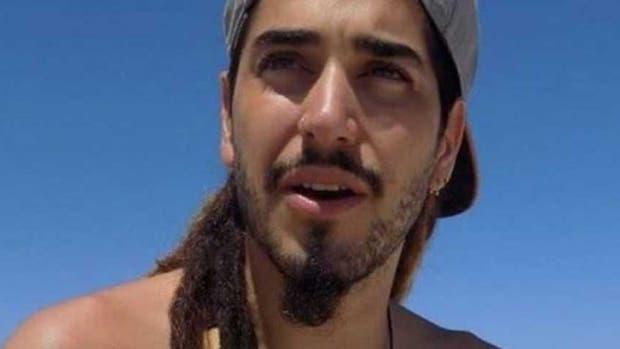 Rodrigo Segovia, fue hallado muerto hoy, luego de ocho días de búsqueda