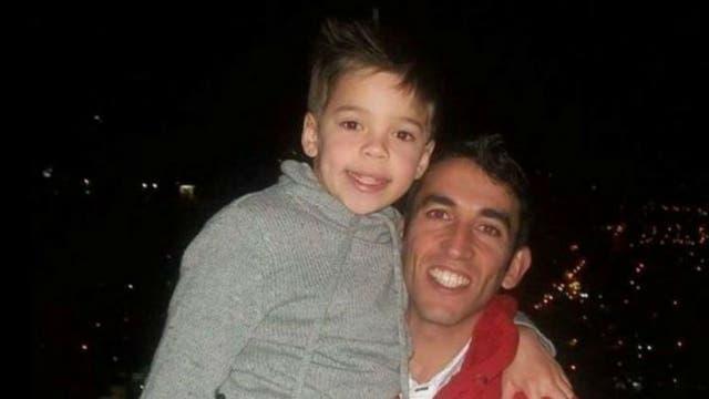 Felipe conoció a Sierra en 2015, cuando fue su entrenador de baby fútbol