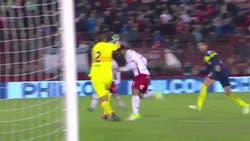El momento de la controversia: Rossi va sobre Montenegro