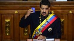 """Nicolás Maduro: """"Yo soy víctima de Macri"""""""