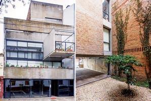 Entre colegas: Un edificio elegido como hogar por tres arquitectos