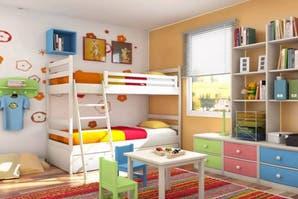 ¡Chau al rosa y al celeste!: ideas para pintar el cuarto de tus hijos
