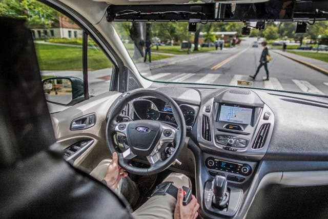 Con las unidades autónomas se procura eliminar los accidentes de tránsito