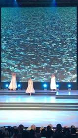 Guylaine Martel, performance interactiva