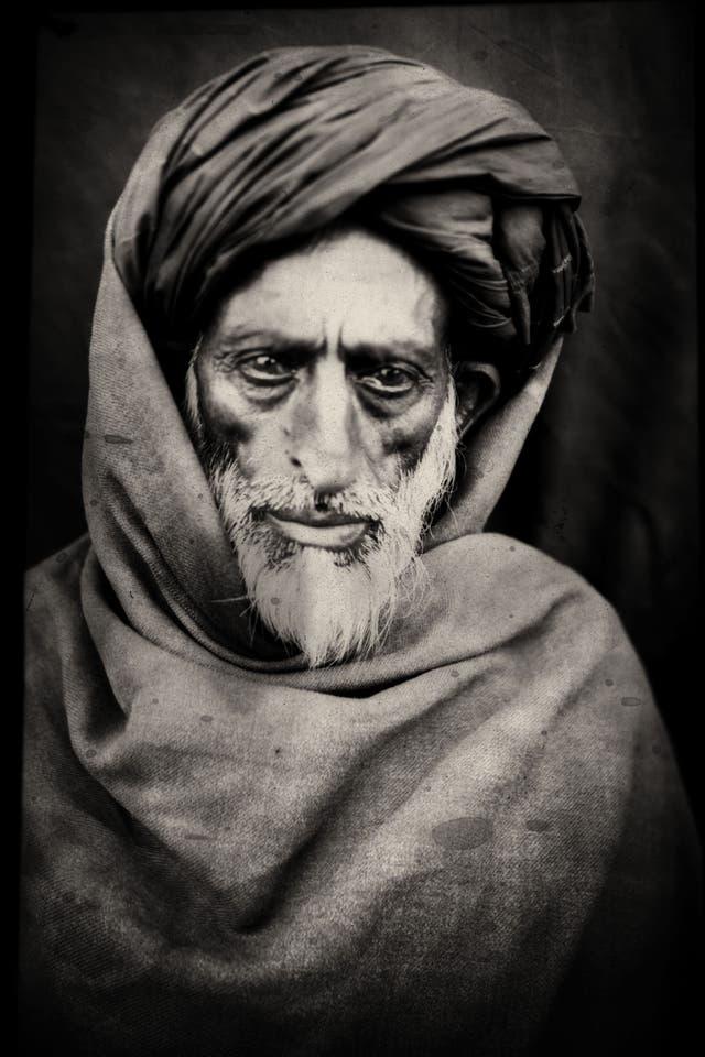 Afgano I, una de las fotografías que integran la muestra Cámara afgana en FoLa