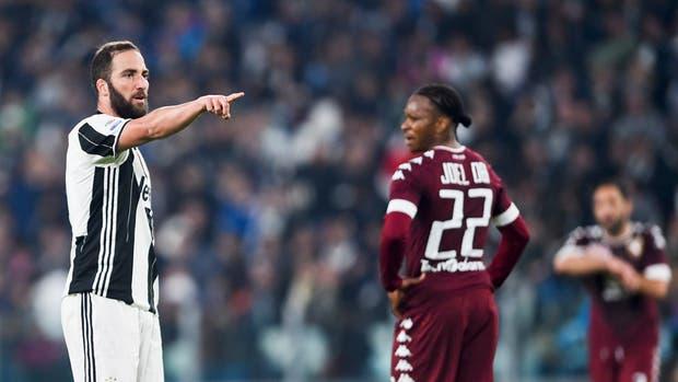La Vecchia Signora empató con un gol de Higuaín y deberá esperar para festejar el Scudetto