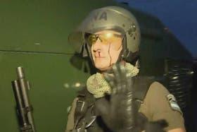 Entre los heridos, cuyo número resta confirmar, hubo algunos gendarmes