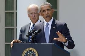 Obama dijo que está listo para atacar Siria tras comprobar el uso de armas químicas